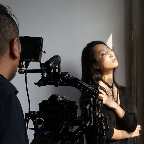Fashion Film Shooting
